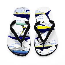 7 Tuna c Flip Flops