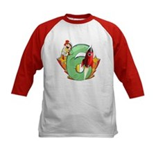 Rocket 6th Birthday Tee