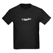 St. Inigoes Shores, Retro, T-Shirt