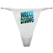 Wreck Diving Classic Thong