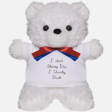 Chunky Dunk Teddy Bear