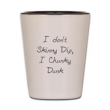 Chunky Dunk Shot Glass