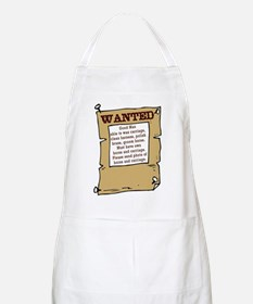 Help Wanted Apron