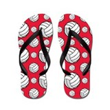 Volleyball Flip Flops