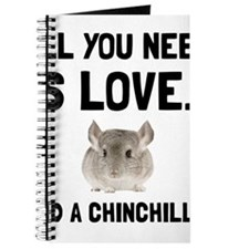 Love And A Chinchilla Journal