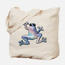 Clouds Frog Tote Bag