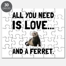 Love And A Ferret Puzzle