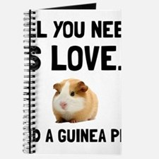 Love And A Guinea Pig Journal