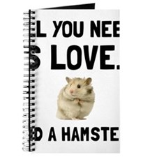 Love And A Hamster Journal
