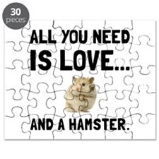 Love And A Hamster Puzzle