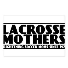 Lacrosse Mothers Postcards (Package of 8)