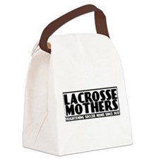 Lacrosse Mothers Canvas Lunch Bag