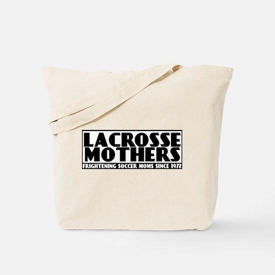 Lacrosse Mothers Tote Bag