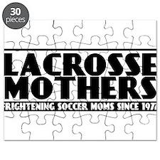 Lacrosse Mothers Puzzle