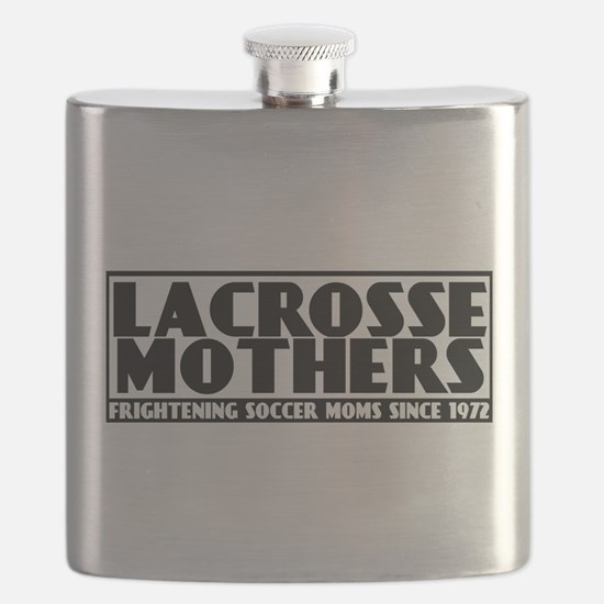 Lacrosse Mothers Flask
