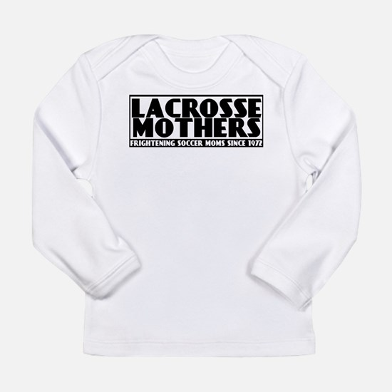 Lacrosse Mothers Long Sleeve Infant T-Shirt