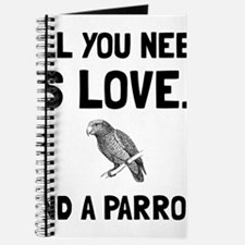 Love And A Parrot Journal