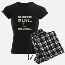 Love And A Snake Pajamas