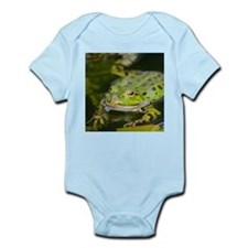 European Frog Body Suit
