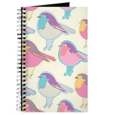 Colorful Birds Journal
