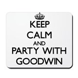 Goodwin Mouse Pads