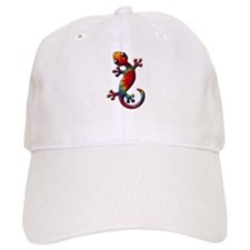 Tie Dyed Lizard Baseball Cap