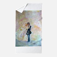 Wedding Dance Blog Beach Towel