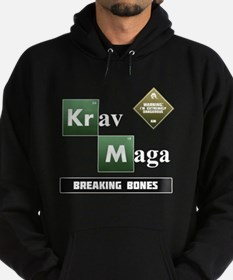 Krav Maga Elements - Breaking Bones Hoody