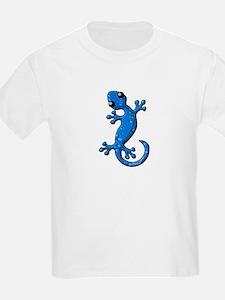 Blue Rain Lizard T-Shirt