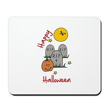 Happy Halloween Mousepad