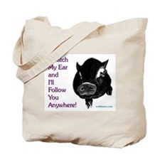 Funny Pot bellied Tote Bag