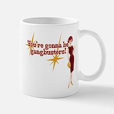 Mad Men Gangbusters Mug Mugs