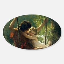 Spring of Pierre Auguste Cot Decal