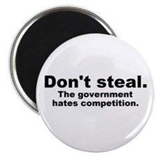 Don't Steal Magnet (10 pk)