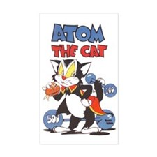 Atom The Cat Decal