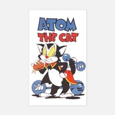 Atom The Cat Decal