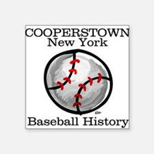 cooperstown001a Sticker