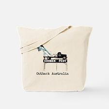 Coober Pedy Outback Australia Opal Capita Tote Bag