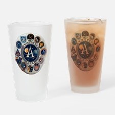 Commemorative Logo Drinking Glass