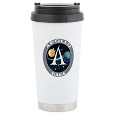 Apollo Program Travel Mug