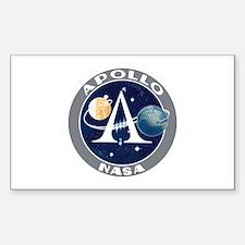 Apollo Program Decal