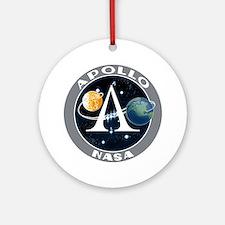 Apollo Program Ornament (Round)