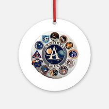 Commemorative Logo Ornament (Round)