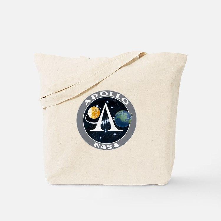 Apollo Program Tote Bag