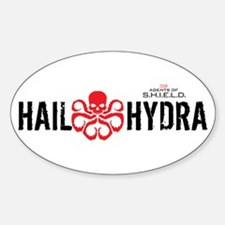 Hail Hydra Sticker (Oval)