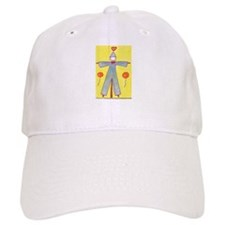 Yellow Scarecrow Baseball Cap