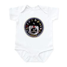 Crews of Apollo Infant Bodysuit