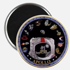Crews of Apollo Magnet