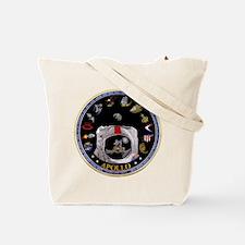 Crews Of Apollo Tote Bag