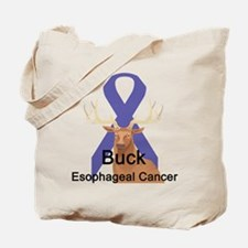 Esophageal Cancer Tote Bag